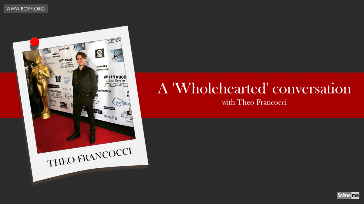 A 'Wholehearted' conversation with Theo Francocci