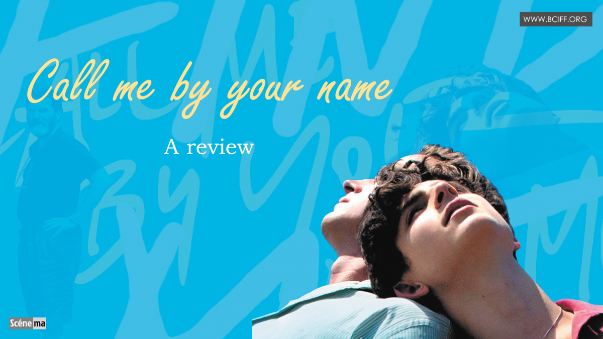 Reviewing Call Me by Your Name ~ A queer classic by Luca Guagadnino ~