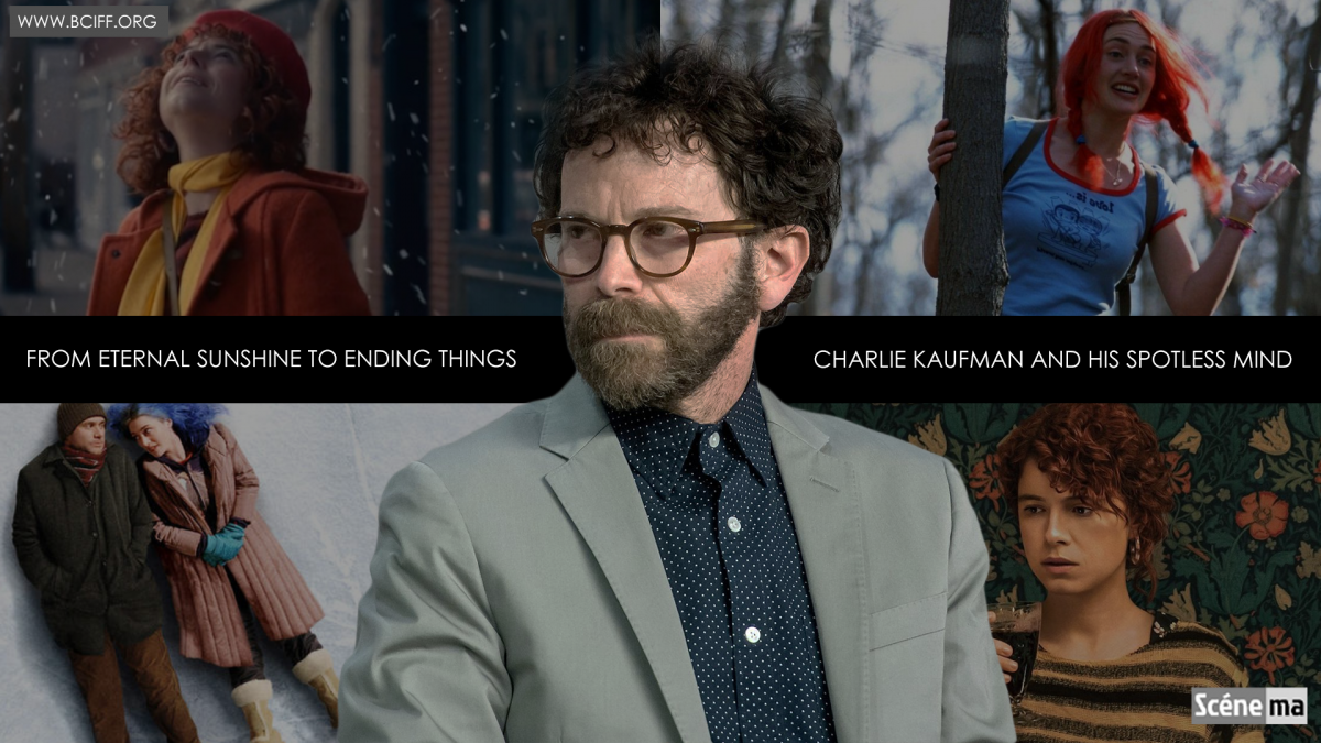 From eternal sunshine to ending things : Charlie Kaufman and his spotless mind