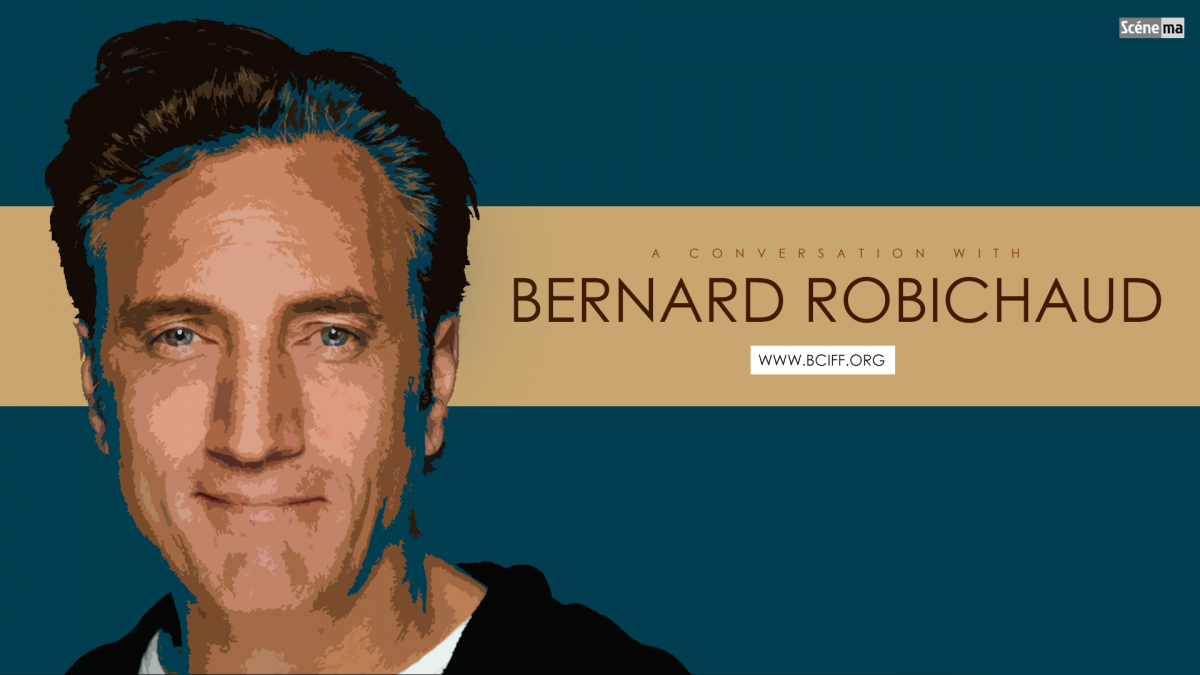 The Man among the Boys : In a conversation with Bernard Robichaud