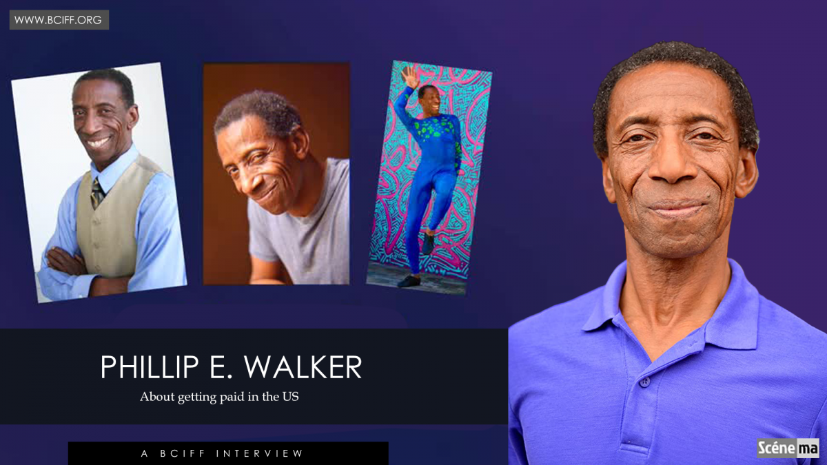 Interview : Phillip E. Walker about getting paid in the US