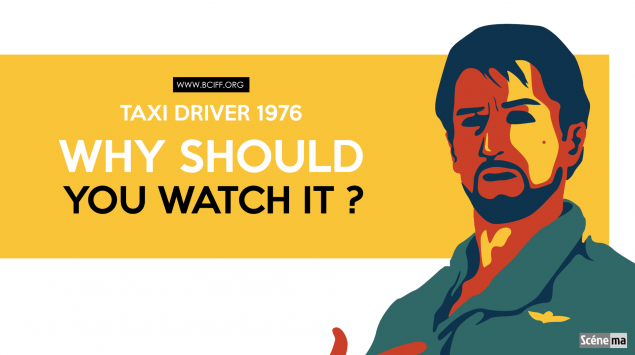 Why should everyone watch Taxi Driver?